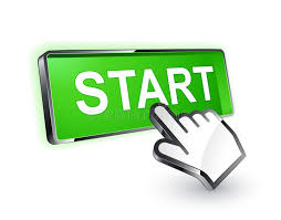 Start hand icon